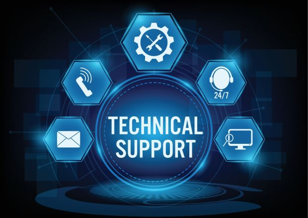 ITIL and ISO best practice technical help desk support