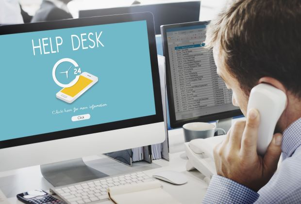 Scalable 24x7 IT Help Desk