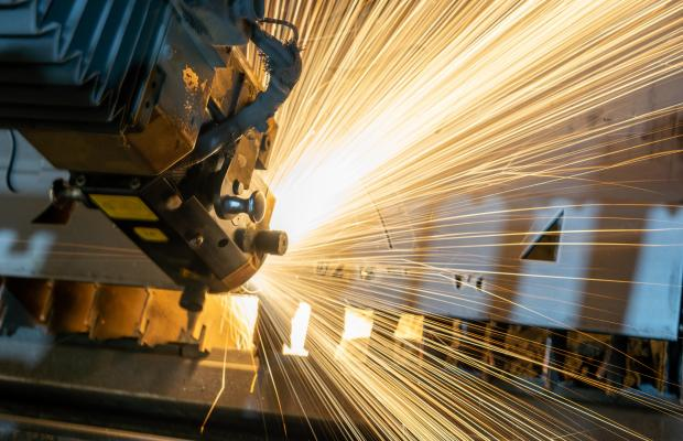Operational technology in manufacturing