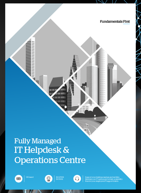 Fully Managed IT Helpdesk and NOC